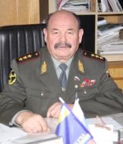 Председатель Центрального Совета ВОСВОД России генерал-полковник: НЕЛЕЗИН ПЕТР ВАСИЛЬЕВИЧ