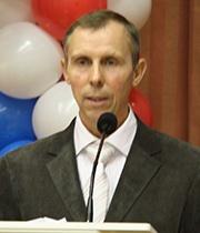 Руководитель Департамента Спорта: Сорокин Владимир Дмитриевич