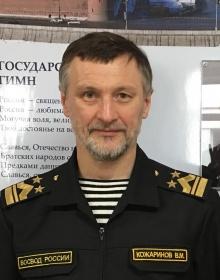 Начальник Управления Мобильных Подразделений: Кожаринов Владимир Мирович