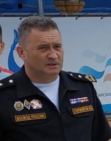 Председатель: Старовойтов Игорь Викторович