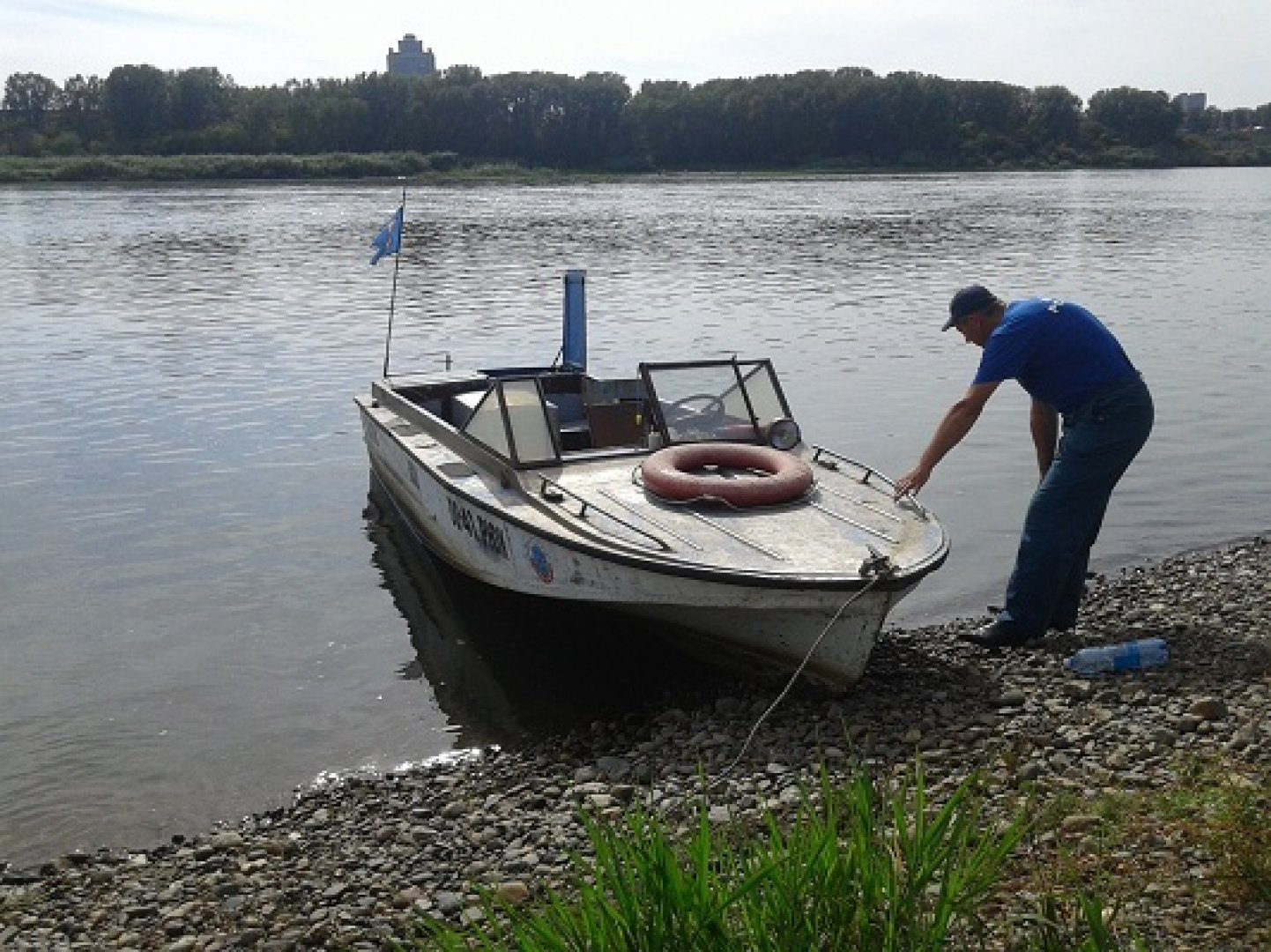 Техосмотр лодок в минске гимс